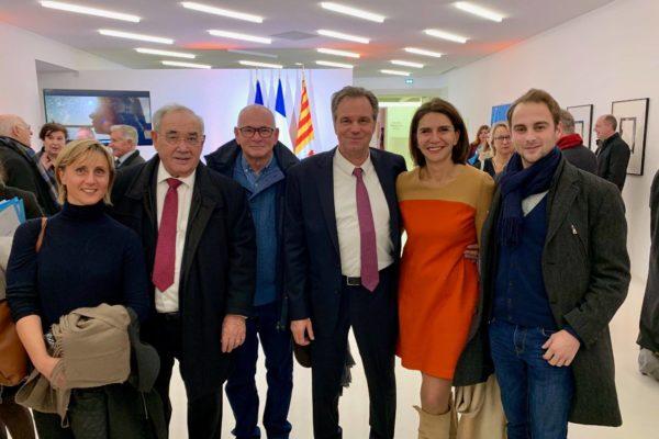Olivier Vollaire - voeux de Renaud Muselier, Président de la Région Sud